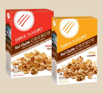 Free Bear Naked Cereal Sample from Target - Snag Free Samples
