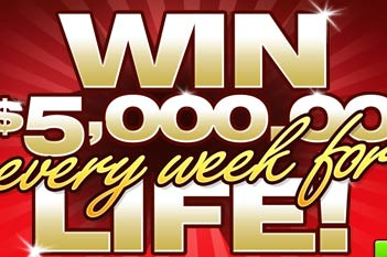 Win 5,000 a Week from PCH! - Snag Free Samples