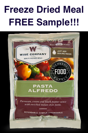 Snag a FREE meal from the Wise Food Company! - Snag Free Samples