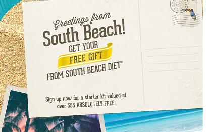 sample south beach diet