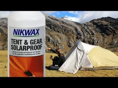 FREE Sample of Nikwax Tent &am...
