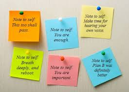 FREE Encouragement Sticky Note...