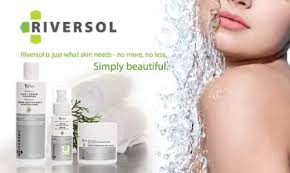 FREE Riversol Skincare Samples...