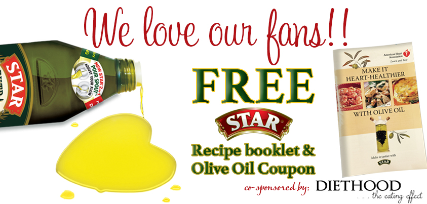 Do you love cooking and baking? I sure do and I love saving money too! Save $ off any one STAR Olive Oil Printable Coupon! Grab your prints and head in .
