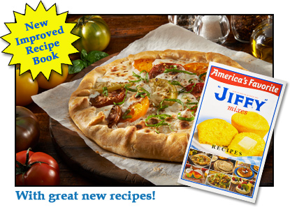 FREE Jiffy Improved Recipe Boo...