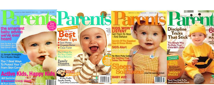 FREE 1-Year Parents Magazine S...