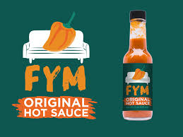 FREE FYM Hot Sauce Sample...