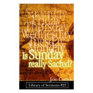 "FREE Book ""Is Sunday Really."