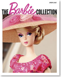 FREE Barbie Collector Catalog.