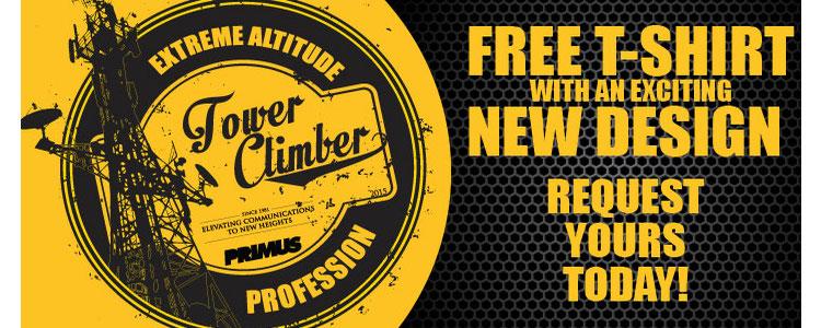FREE Primus T-Shirt...