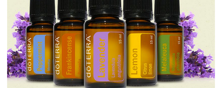 FREE doTERRA Essential Oil Sam...