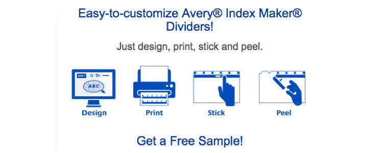 FREE Index Dividers &...