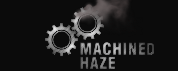 FREE Machined Haze Stickers