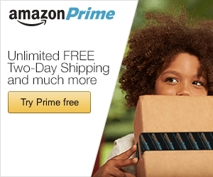 Try Amazon Prime for FREE!!