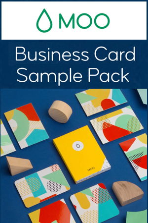 Free business card sample pack snag free samples order a sample pack so you can touch and feel our premium range of papers and finishes for yourself its free 10 business cards reheart Gallery