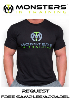 monstersintrainingshirt
