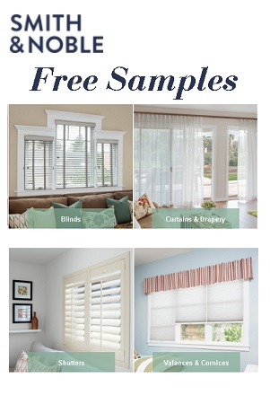 Home samples snag free samples for Smith and noble promo code