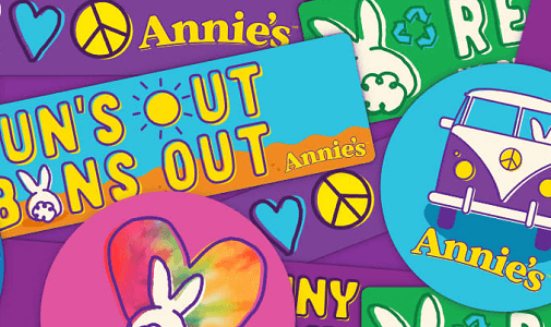 Annies stickers