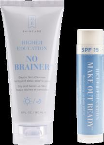 Free Gentle Skin Cleanser and Moisturizing Lip Balm