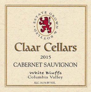 Claar Cellars Stickers