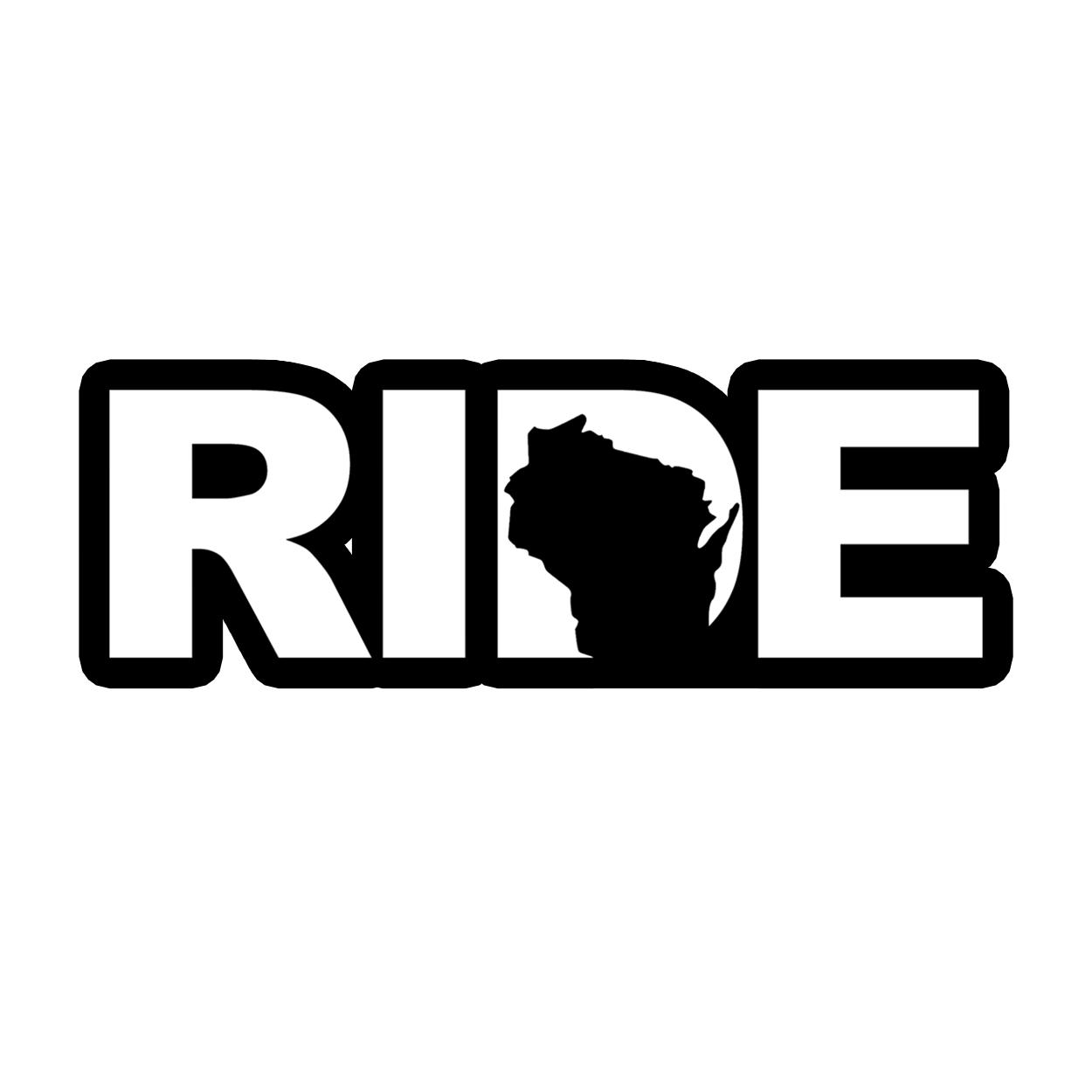 Ride Wisconsin Classic Sticker